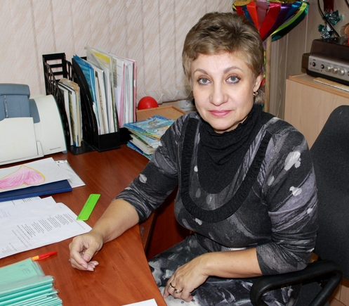 Белозерова Надежда Николаевна