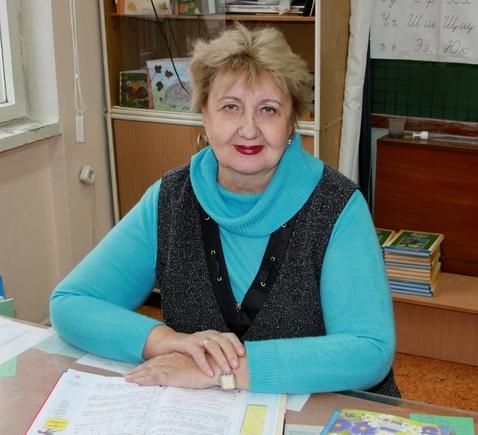 Сидоренко Ольга Ивановна