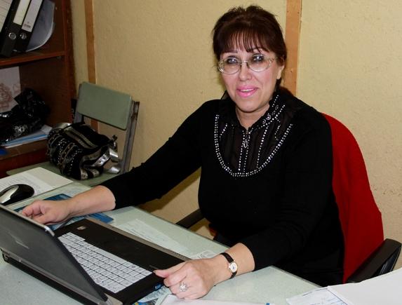 Туровская Лариса Владимировна