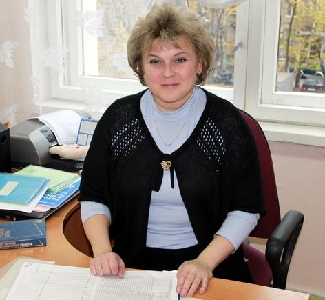 Воронина Надежда Петровна