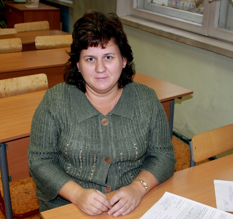 Нистратова Елена Владимировна