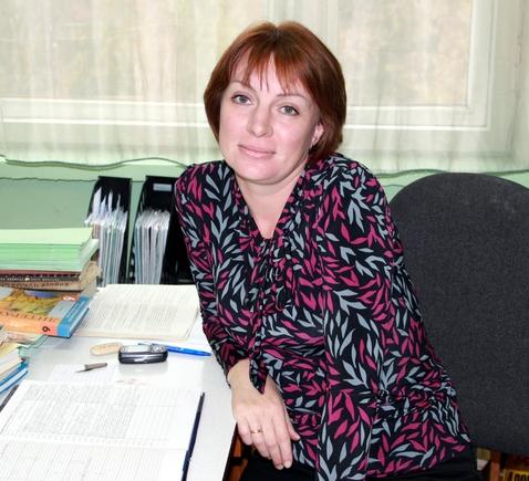 Чащина Наталья Михайловна