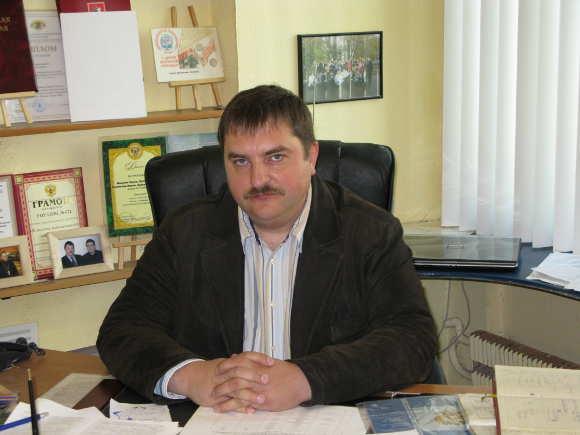 Коченов Сергей Викторович